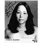 Yvonne Elliman 8X10 (personalized to Randy)