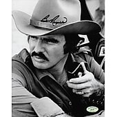 Burt Reynolds Smokey and the Bandit w/ Ed Richard COA 2