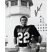 Burt Reynolds (1936-2018) Longest Yard 8X10 w/ Ed Richard COA