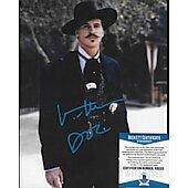 Val Kilmer Tombstone w/ Beckett COA