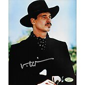 Val Kilmer Tombstone w/ Ed Richard COA