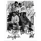 Living Colour - Corey Glover, William Calhoun, Vernon Reid, Muzz Skillings