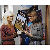 Loni Anderson & Jan Smithers WKRP 8X10 #2