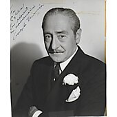 Adolphe Menjou Vintage 8X10 photo (personalized to Eylla)