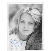 Angel Tompkins Vintage 5X7 photo personalized to Jan **ONE OF A KIND**