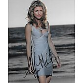annalynne mccord In Person Autographed 8x10 90210, Nip Tuck