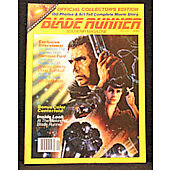 Blade Runner Souvenir Magazine Official Collector's Edition