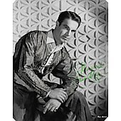 Charles Korvin Vintage 8X10 photo (personalized to Margarite)
