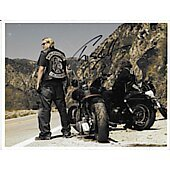 Charlie Hunnam Sons of Anarchy 8X11