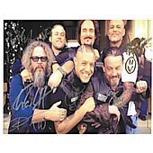 Sons of Anarchy cast of 6 8X11