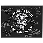 Sons of Anarchy cast of 8 8X11