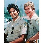 Erik Estrada & Larry Wilcox