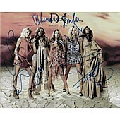 Danity Kane In Person Autographed 8x10 Signed By All 5
