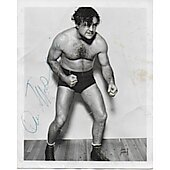 Danny McShane wrestler Vintage 3X5 photo #2