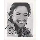 David Faustino Married With Children (Signature personalized to Darren)