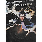 Dracula (1979) original movie program