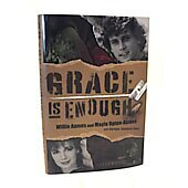 Grace Is Enough BOOK - Signed by author Willie Aames (signature personalized to Adam)