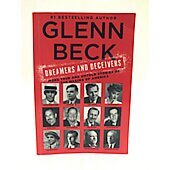Dreamers and Deceivers BOOK - Signed by author Glenn Beck