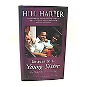 Letters to a Young Sister BOOK - Signed by author Hill Harper