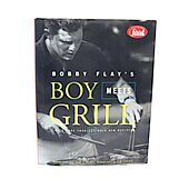 Boy Meets Grill BOOK - Signed by author Bobby Flay