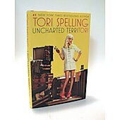 Unchartered Territori BOOK - Signed by author Tori Spelling (signature inscribed to Ashleigh)