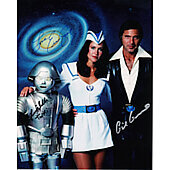 Buck Rogers cast of 3