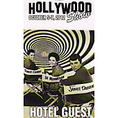 Limited Edition Hollywood Show Hotel Guest Pass Time Tunnel