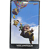 Limited Edition Hollywood Show Volunteer Pass Ed Asner Up