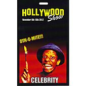 Limited Edition Hollywood Show Celebrity Pass Good Times JJ Walker
