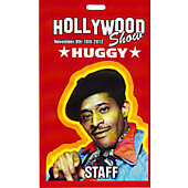 Limited Edition Hollywood Show Staff Pass Huggy Bear