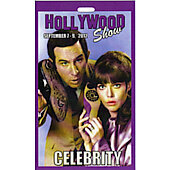 Limited Edition Hollywood Show Celebrity Pass Get Smart
