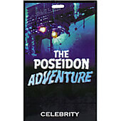 Limited Edition Hollywood Show Celebrity Pass Poseidon Adventure