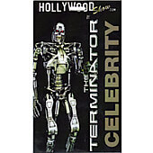 Limited Edition Hollywood Show Celebrity Pass Terminator