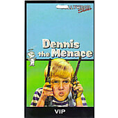 Limited Edition Hollywood Show VIP Pass Dennis the Menace