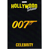 Limited edition  James   Bond 007  Vip pass