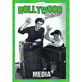 Limited Edition Hollywood Show Media Pass Leave It To Beaver
