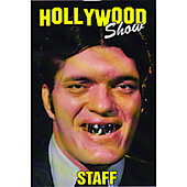Limited Edition Hollywood Show Staff Pass Richard Kiel Jaws (1939-2014)