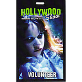 Limited Edition Hollywood Show Pass Linda Blair