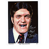 Richard Kiel Jaws  4 (1939-2014)