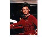 Nichelle  Nichols Star Trek #2