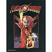 Flash Gordon original movie program