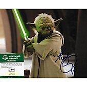 Frank Oz Star Wars w/SGC COA**ONLY ONE**