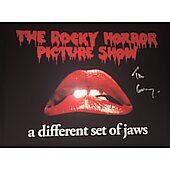 Tim Curry Rocky Horror Picture Show 11X14 #2