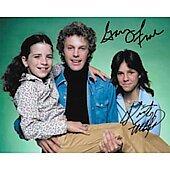 Gary Frank & Kristy McNichol Family 8X10