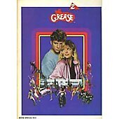 Grease 2 1982 original movie program