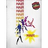Hair (1979) original movie program