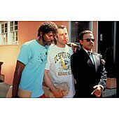 """Private Signing """"Harvey Keitel Pulp Fiction #2"""""""