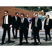 """Private Signing """"Harvey Keitel Reservoir Dogs #3"""""""