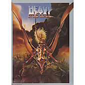 Heavy Metal 1981 Original Movie Program