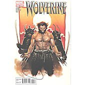 Hugh Jackman Wolverine signed comic book ***ONLY ONE***
